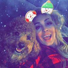 Duygu Bal and Poodle elite puppy Kırpık